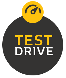 Icono test drive Renault